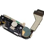 Pin de Carga&Auricular*Home boton&Antena&Microfono para iPhone 4 negro