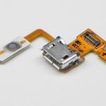 Pin de Carga Flex   para LG Optimus negro P970