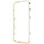Tactil Holder Marco para iPhone 4S blanco