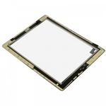 Tactil&Home Boton para iPad 2 rojo