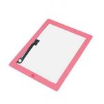 Tactil&Home Boton para iPad 3 iPad 4 rosa