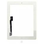 Tactil&Home Boton para iPad 3 iPad 4 blanco