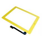 Tactil&Home Boton para iPad 3 iPad 4 amarillo