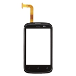 Tactil &Marco para HTC Desire C negro