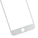 Tactil Mica Vidrio Screen  para iPhone 6 Plus blanco