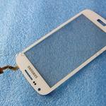 Tactil Mica Vidrio para Samsung GT-I8160 Galaxy Ace 2 negro