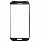 Tactil Mica Vidrio para Samsung Galaxy S4 negro
