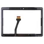 Tactil Mica Vidrio para Samsung Galaxy Tab 2 10.1 negro