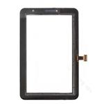 Tactil Mica Vidrio para Samsung Galaxy Tab 2 7 negro
