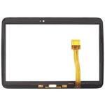 Tactil Mica Vidrio para Samsung Galaxy Tab 3 10.1 blanco