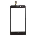 Tactil Mica para Nokia Lumia 625 negro