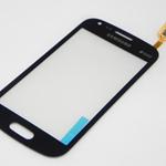 Tactil Mica para Samsung GT-S7562 Galaxy S Duos negro