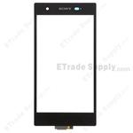 Tactil(Sony Logo) para Sony Xperia Z1S C9616  negro