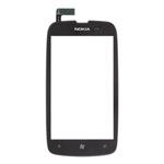 Tactil para Nokia Lumia 610 negro