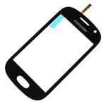 Tactil para Samsung GT-S6810 Galaxy Fame negro