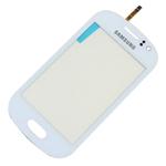 Tactil para Samsung GT-S6810 Galaxy Fame blanco