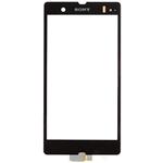 Tactil para Sony Xperia Z L36h  negro
