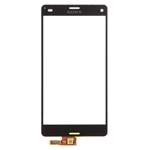 Tactil para Sony Xperia Z3 Compact  negro