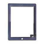 Tactil para iPad 3 iPad 4 negro