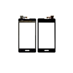 Tactil glass digitizer Mica para LG Optimus L5 IIE460 E455 negro