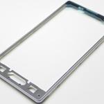 Tapa Frontal Marco para LG Optimus L9 P760 negro