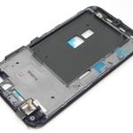 Tapa Frontal  para LG Optimus negro P970 negro