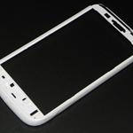 Tapa Frontal para Samsung GT-I8150 Galaxy W blanco
