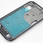 Tapa Frontal    para Samsung GT-I8160 Galaxy Ace 2 negro