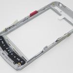 Tapa Frontal para Samsung GT-I8320 H1 plata