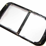 Tapa Frontal   para Samsung GT-S3350 Chat 335 negro