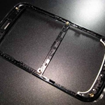 Tapa Frontal   para Samsung GT-S3350 Chat 335 blanco
