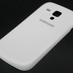Tapa de Bateria  para Samsung GT-S7562 Galaxy S Duos blanco