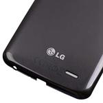 Tapa de bateria para LG G Flex negro