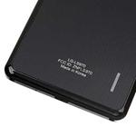 Tapa de bateria para LG Optimus G E970 negro