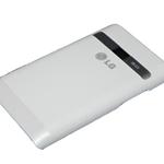 Tapa de bateria para LG Optimus L3 E400 blanco