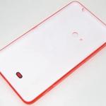 Tapa de bateria para Nokia Lumia 625 naranja