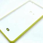 Tapa de bateria para Nokia Lumia 625 amarillo