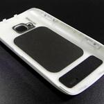 Tapa de bateria para Nokia Lumia 710 blanco