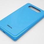 Tapa de bateria para Nokia Lumia 820 Cyan
