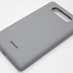 Tapa de bateria para Nokia Lumia 820 Gris Matt