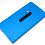 Tapa de bateria para Nokia Lumia 920   azul