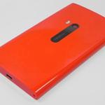 Tapa de bateria para Nokia Lumia 920   rojo