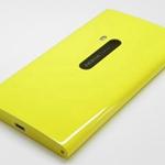 Tapa de bateria para Nokia Lumia 920   amarillo