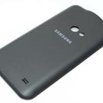 Tapa de bateria para Samsung GT-I8530 Galaxy Beam Gris