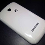 Tapa de bateria para Samsung GT-S3350 Chat 335 blanco