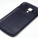 Tapa de bateria para Samsung GT-S7562 Galaxy S Duos negro