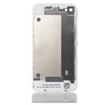 Tapa de bateria para iPhone 4 blanco
