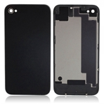 Tapa de bateria para iPhone 4S negro