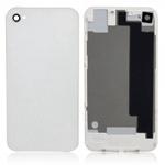 Tapa de bateria para iPhone 4S blanco