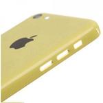 Tapa de bateria para iPhone 5C amarillo